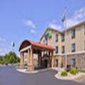 Exterior of Holiday Inn Express & Suites Topeka West I 70 Wanamaker