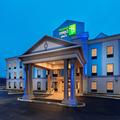 Exterior of Holiday Inn Express & Suites York Ne Market St.