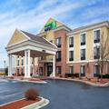 Exterior of Holiday Inn Express & Suites of Martinsville