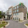 Exterior of Holiday Inn Express Williamsburg Kentucky