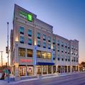 Exterior of Holiday Inn Express at Ku Medical Center