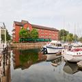 Exterior of Holiday Inn Hull Marina