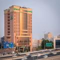 Exterior of Holiday Inn Jeddah Gateway