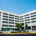 Exterior of Holiday Inn Mexico City Plaza Universidad