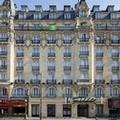 Exterior of Holiday Inn Paris Gare De L'est