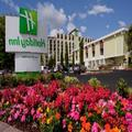 Exterior of Holiday Inn San Jose Silicon Valley