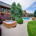 Exterior of Holiday Inn Steamboat Springs