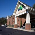 Exterior of Holiday Inn West Jefferson