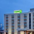 Exterior of Holiday Inn of Rockford