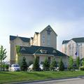 Exterior of Homewood Suites by Hilton Burlington