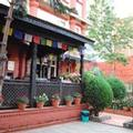 Exterior of Hotel Encounter Nepal