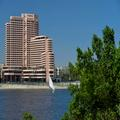 Exterior of Intercontinental Cairo Semiramis
