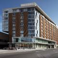 Exterior of Ithaca Marriott Downtown on the Commons