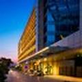 Exterior of JW Marriott Hotel New Delhi Aerocity
