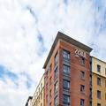 Exterior of Jurys Inn Newcastle