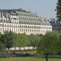 Exterior of Le Meurice