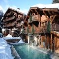 Exterior of Les Chalets Four Seasons