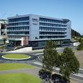Exterior of Lindner Congress & Motorsport Hotel Nuerburgring