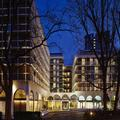 Exterior of London Marriott Hotel Regents Park