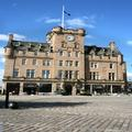 Exterior of Malmaison Edinburgh Hotel