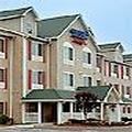 Exterior of Manchester Fairfield Inn & Suites