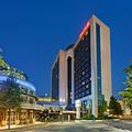 Exterior of Marriott Chattanooga Downtown