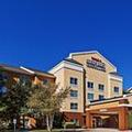 Exterior of Marriott Fairfield Inn & Suites Nw Near Domain
