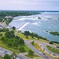 Exterior of Marriott Niagara Falls Fallsview & Spa