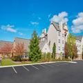 Exterior of Marriott Residence Inn Detroit Novi