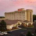 Exterior of Marriott Rochester Airport