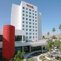 Exterior of Marriott Tijuana