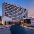 Exterior of Marriott Wichita