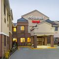 Exterior of Muncie Fairfield Inn by Marriott