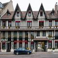 Exterior of Normandy Hotel