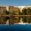 Exterior of Orlando Airport Marriott Lakeside