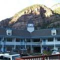 Exterior of Ouray Victorian Inn