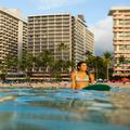 Exterior of Outrigger Waikiki on the Beach