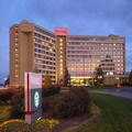 Exterior of Overland Park Marriott