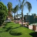 Exterior of Palm Springs Tennis Club