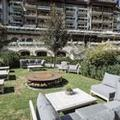 Exterior of Park Gstaad