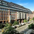 Exterior of Park Hyatt Hamburg