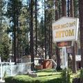 Exterior of Pine Cone Acre Motel