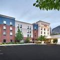 Exterior of Provo Springhill Suites by Marriott