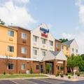 Exterior of Quincy Fairfield Inn
