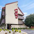 Exterior of Red Roof Inn