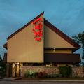 Exterior of Red Roof Inn Chicago / Downers Grove