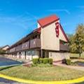 Exterior of Red Roof Inn Columbia