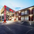 Exterior of Red Roof Inn Columbia Sc