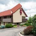 Exterior of Red Roof Inn Dayton South I 75 Miamisburg