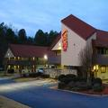 Exterior of Red Roof Inn Greenville